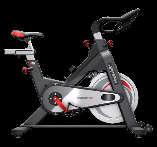 Bicicleta Ciclismo Indoor Life Fitness IC2