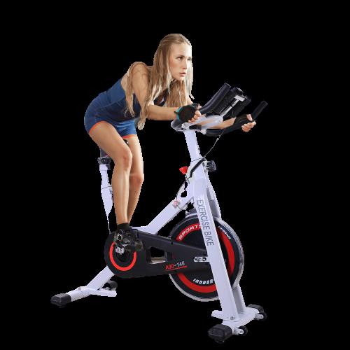 Bicicleta Spinning HomCom