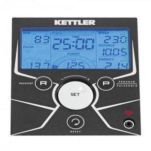 computador da bicicleta estática kettler e1