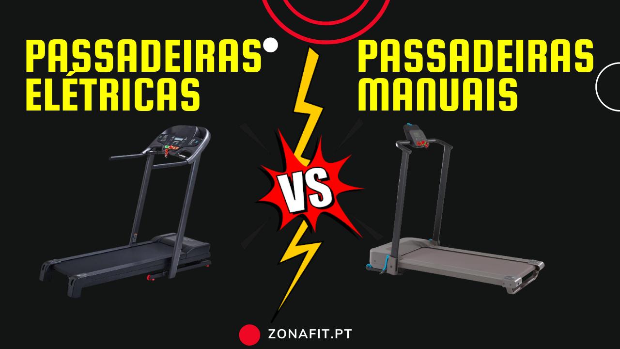 passadeiras motorizadas e passadeiras não motorizadas