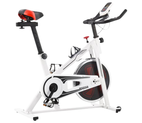 vidaXL Bicicleta de spinning