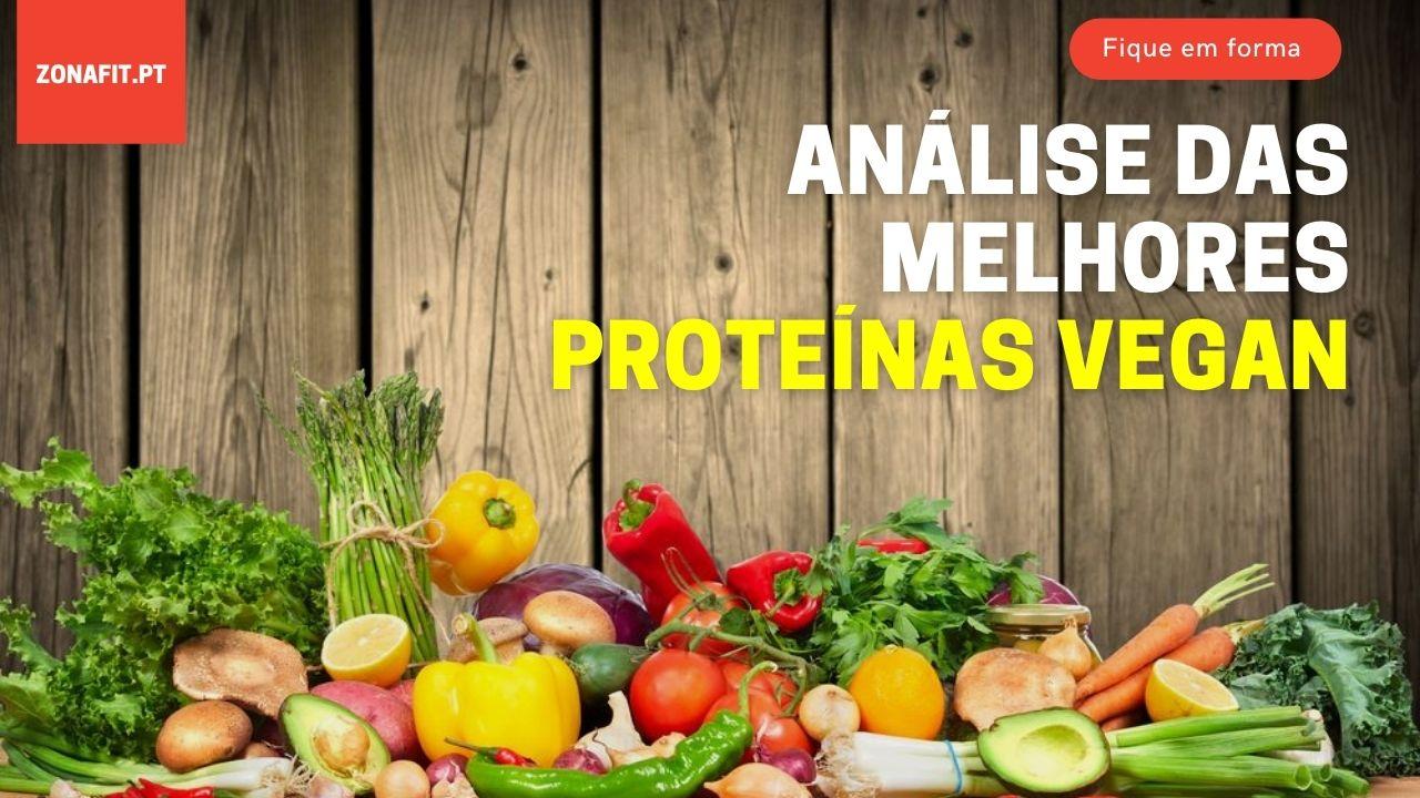 Quais são as melhores proteínas vegetais em pó