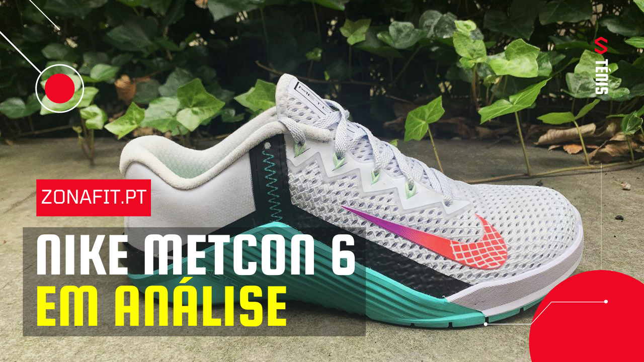 Nike metcon 6 - análise